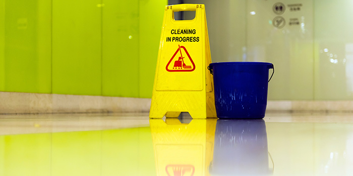 Company Cleaning Policies